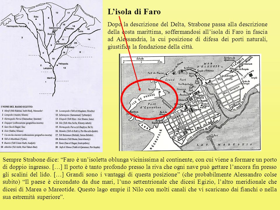 L'isola di Faro