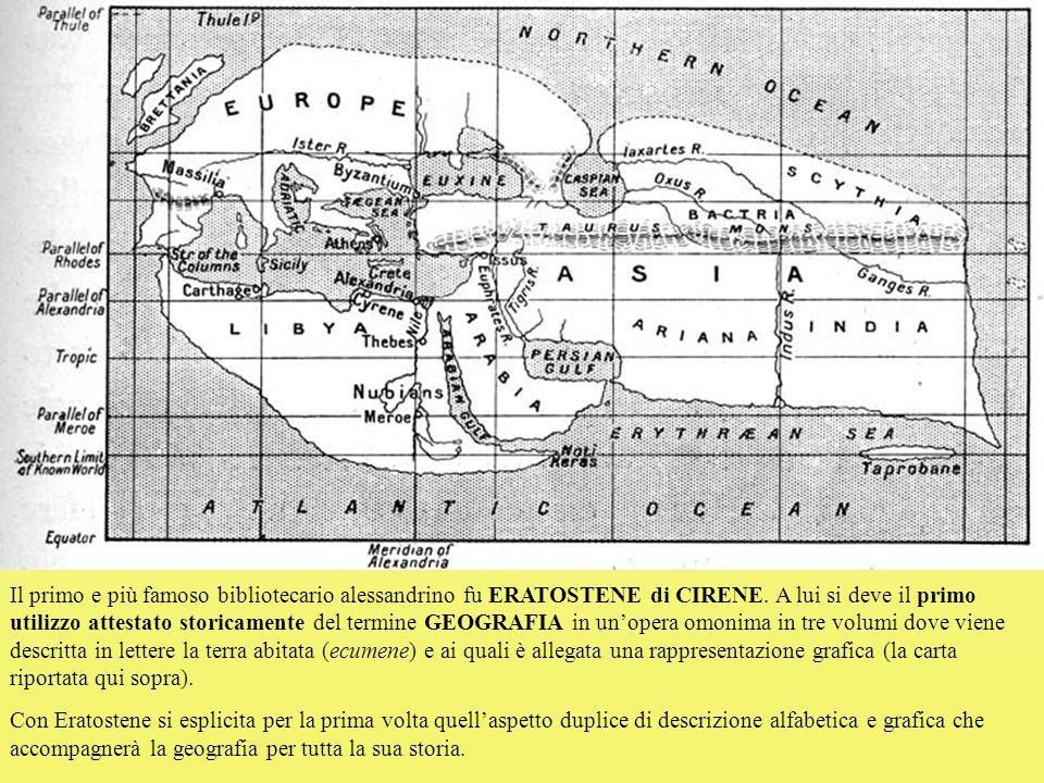 Ecumene di Eratostene