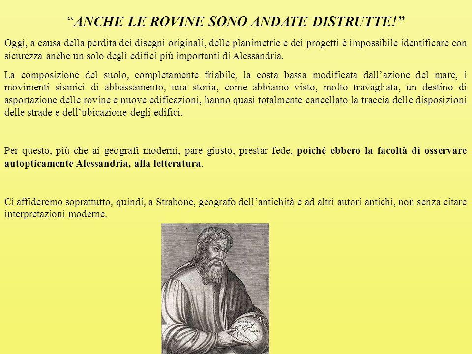 ANCHE LE ROVINE SONO ANDATE DISTRUTTE!
