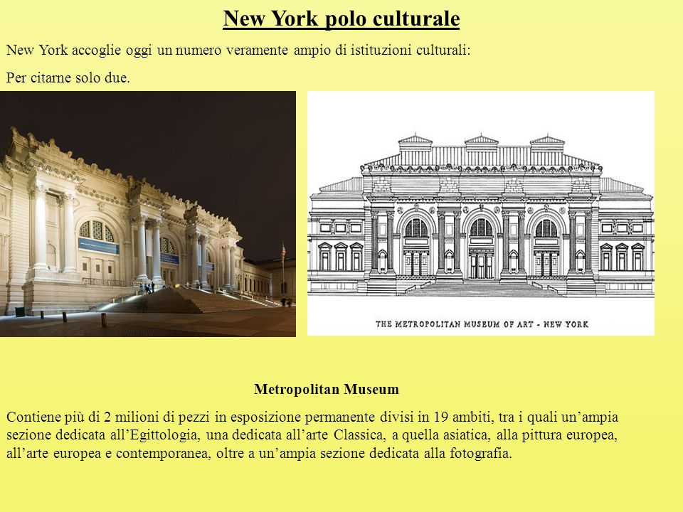New York polo culturale