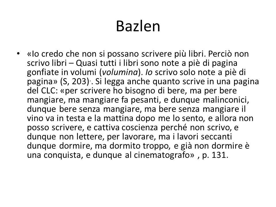Bazlen