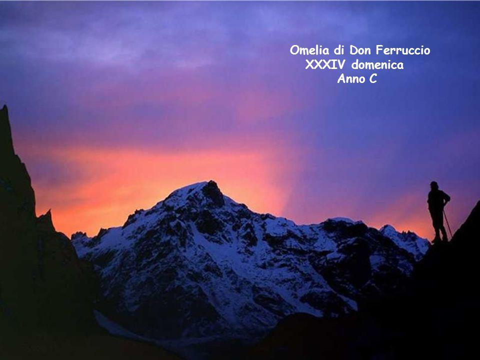 Omelia di Don Ferruccio