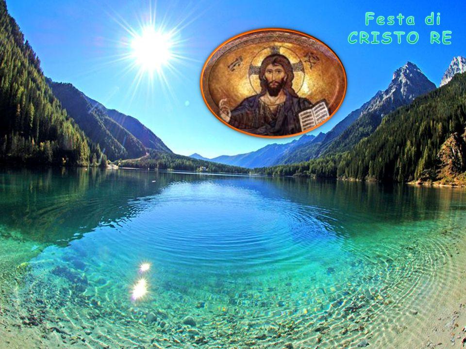 Festa di CRISTO RE