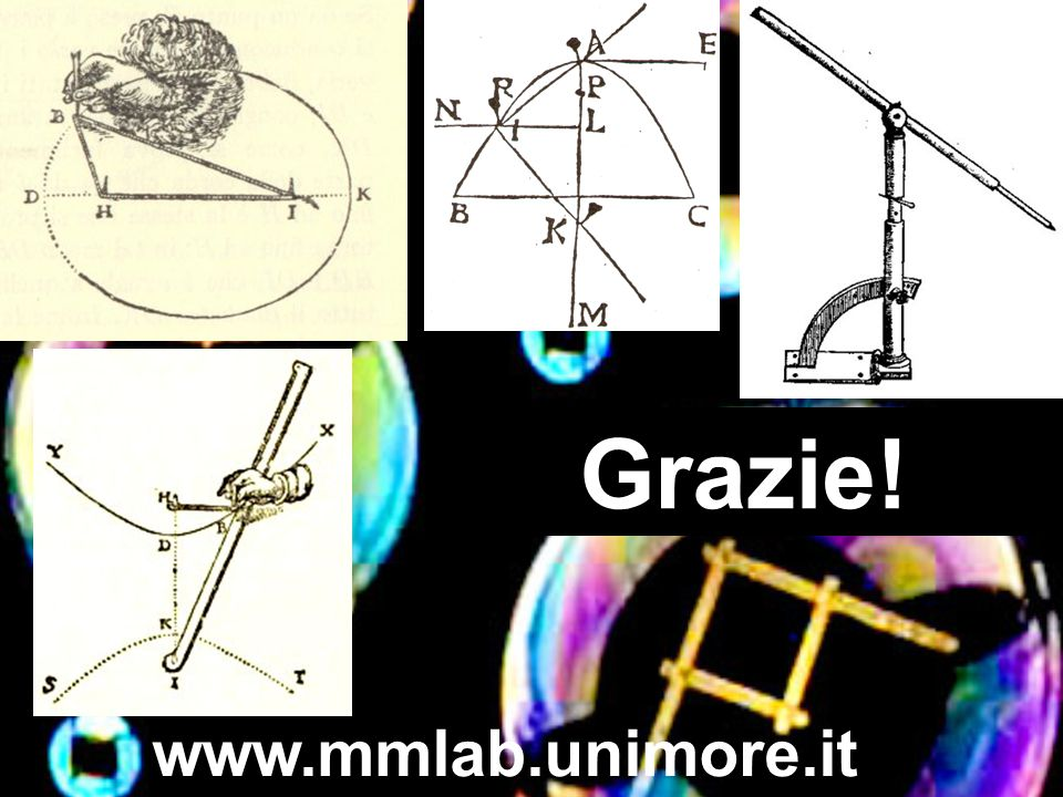 Grazie! www.mmlab.unimore.it