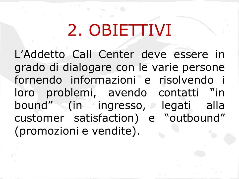 2. OBIETTIVI