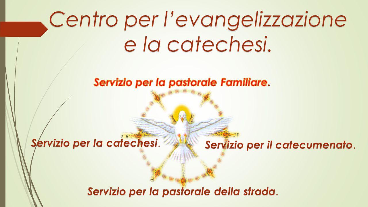 Servizio per la pastorale Familiare.