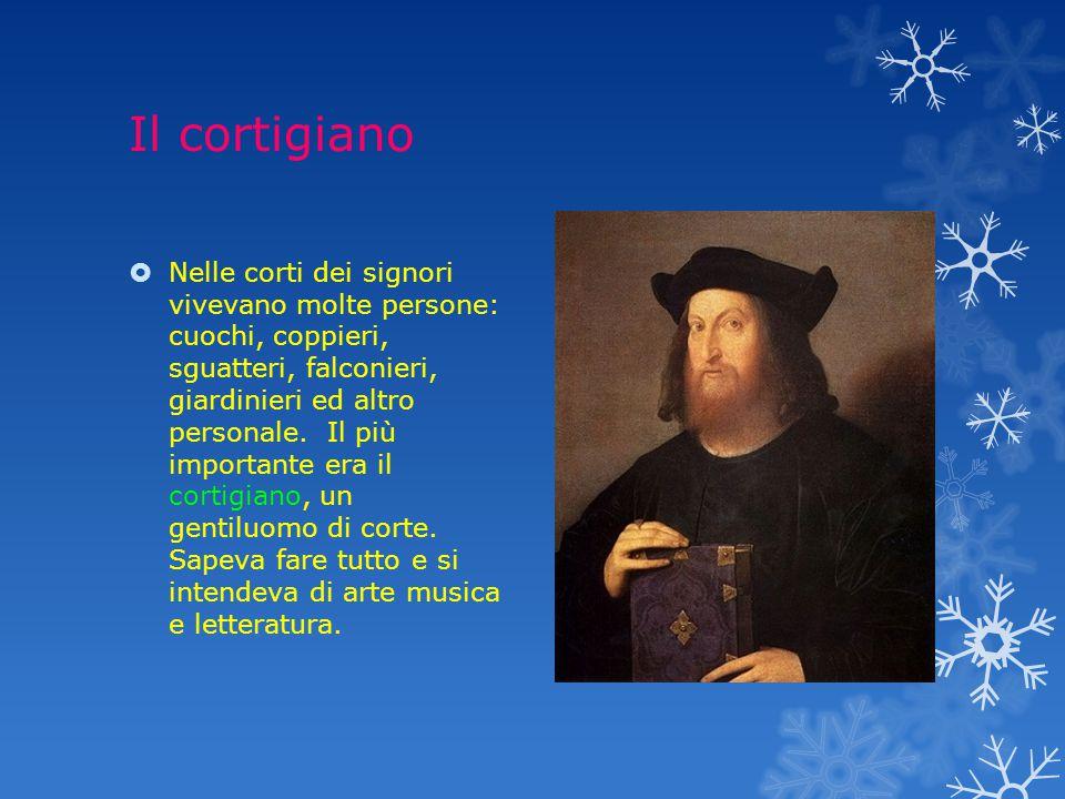 Il cortigiano
