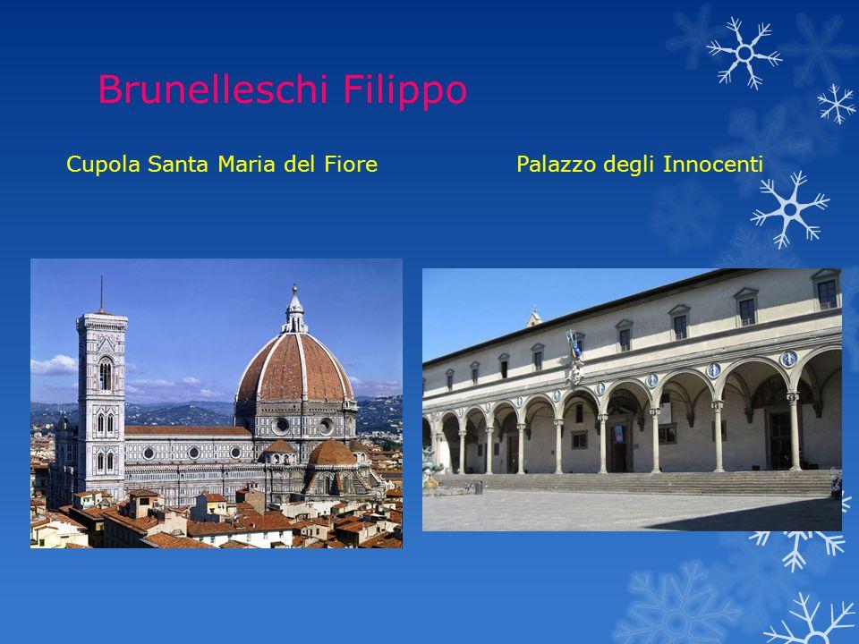 Brunelleschi Filippo Cupola Santa Maria del Fiore