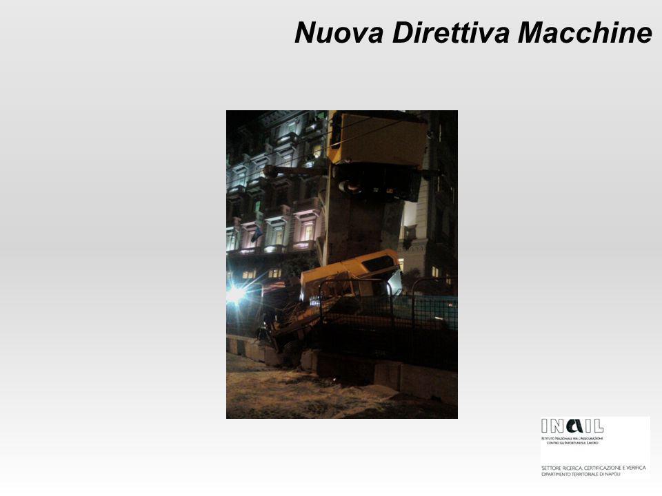 Nuova Direttiva Macchine