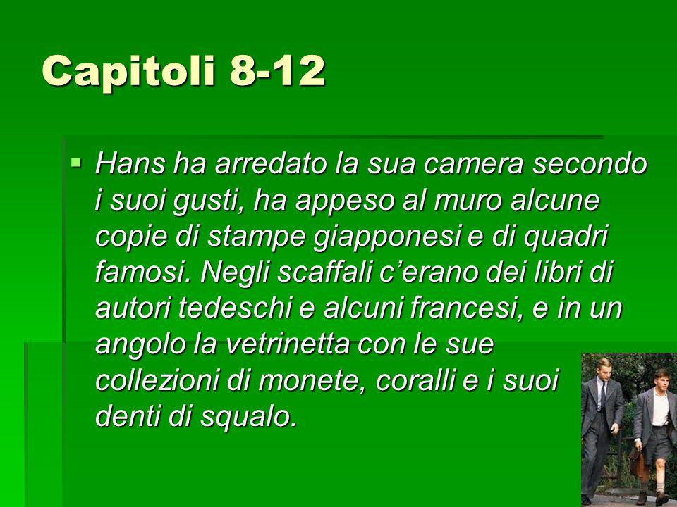 Capitoli 8-12