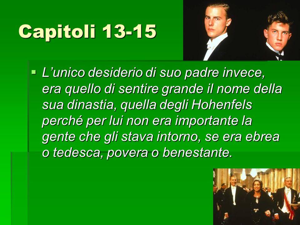 Capitoli 13-15