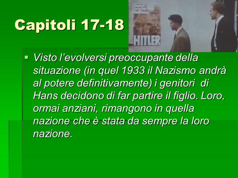 Capitoli 17-18