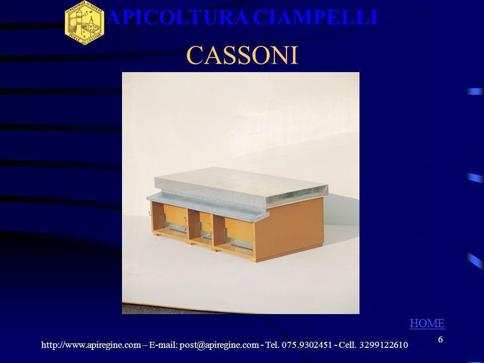 APICOLTURA CIAMPELLI CASSONI HOME