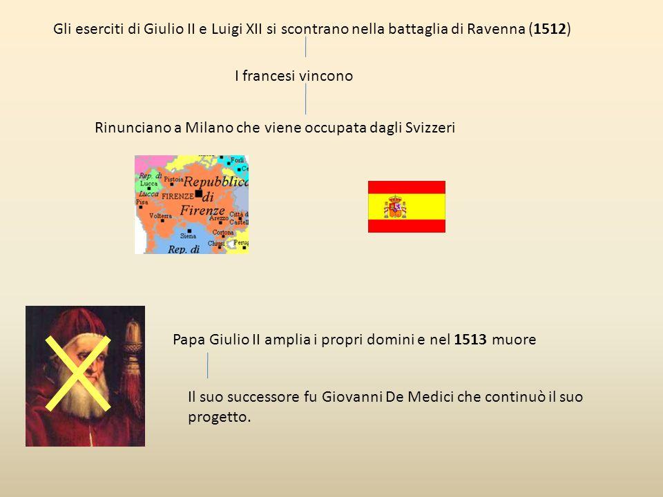 Gli eserciti di Giulio II e Luigi XII si scontrano nella battaglia di Ravenna (1512)