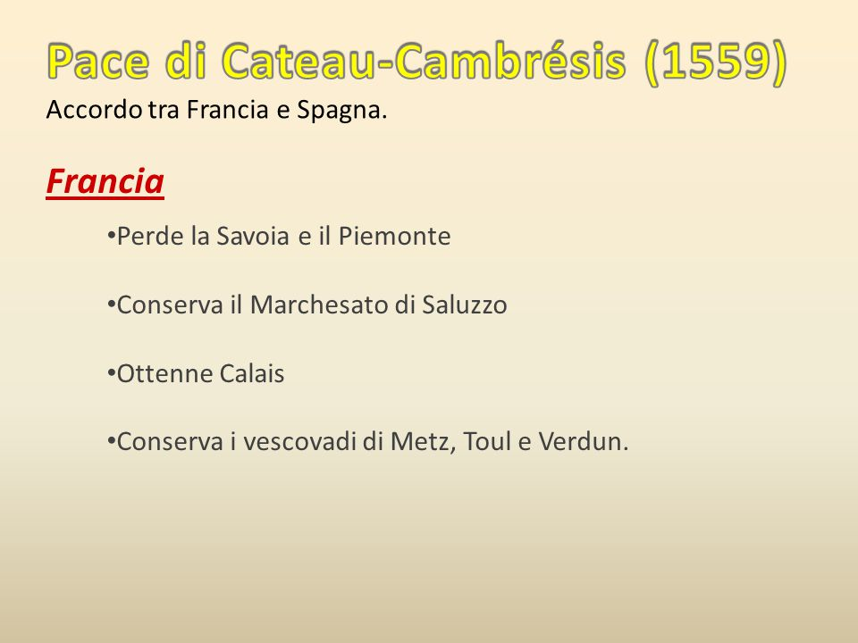 Pace di Cateau-Cambrésis (1559)