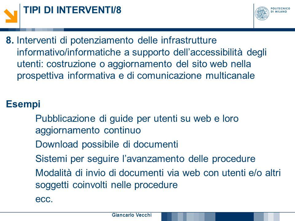 Pubblicazione di guide per utenti su web e loro aggiornamento continuo