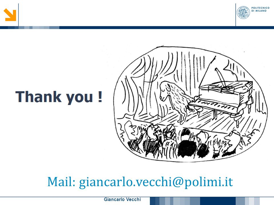 Mail: giancarlo.vecchi@polimi.it