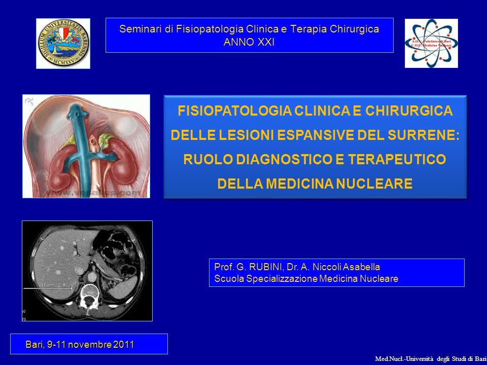 Seminari di Fisiopatologia Clinica e Terapia Chirurgica ANNO XXI
