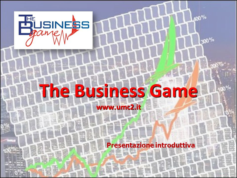 The Business Game www.umc2.it