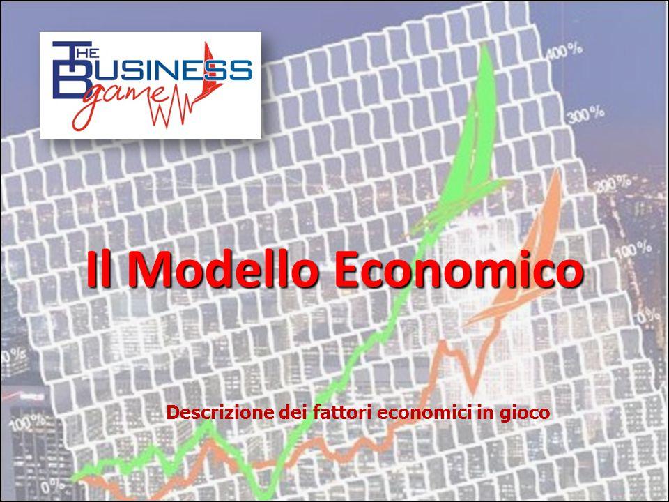 Descrizione dei fattori economici in gioco