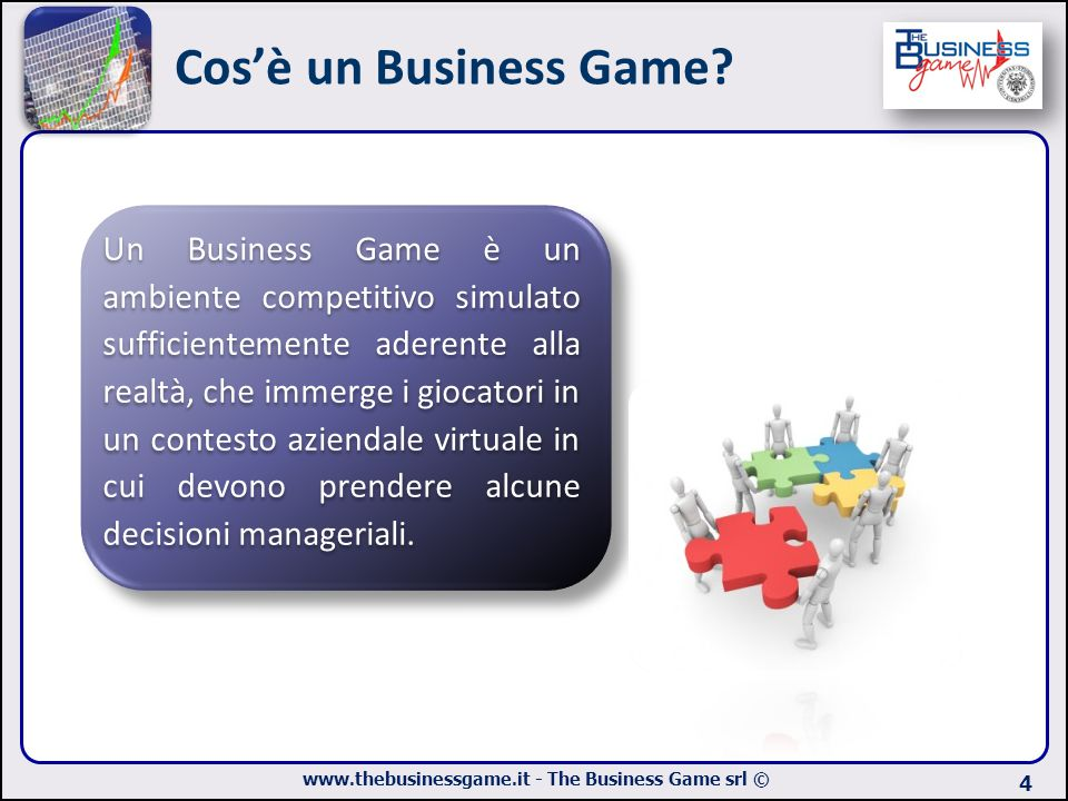 Cos'è un Business Game