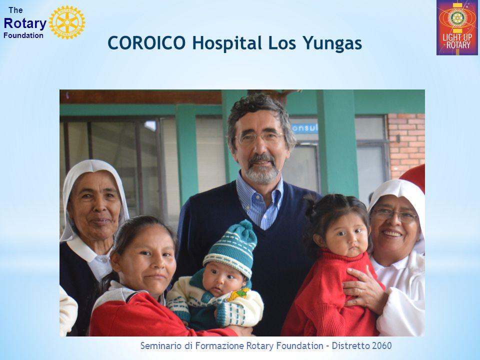 COROICO Hospital Los Yungas