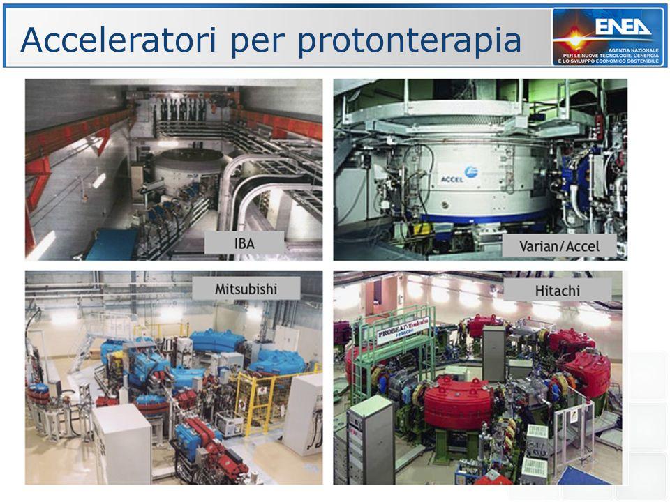 Acceleratori per protonterapia