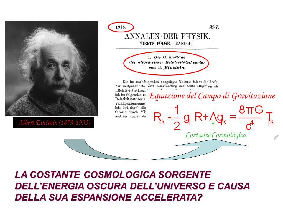 Equazione del Campo di Gravitazione