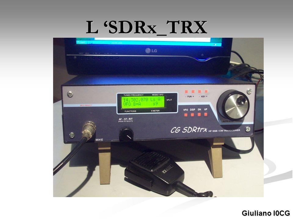 L 'SDRx_TRX Giuliano I0CG