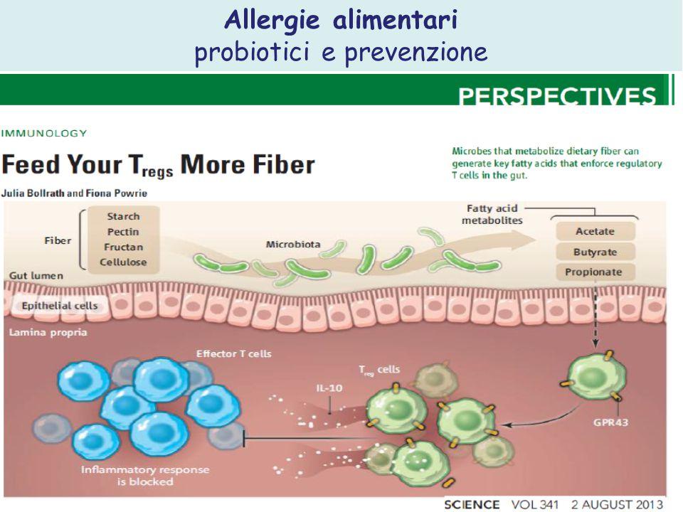 probiotici e prevenzione