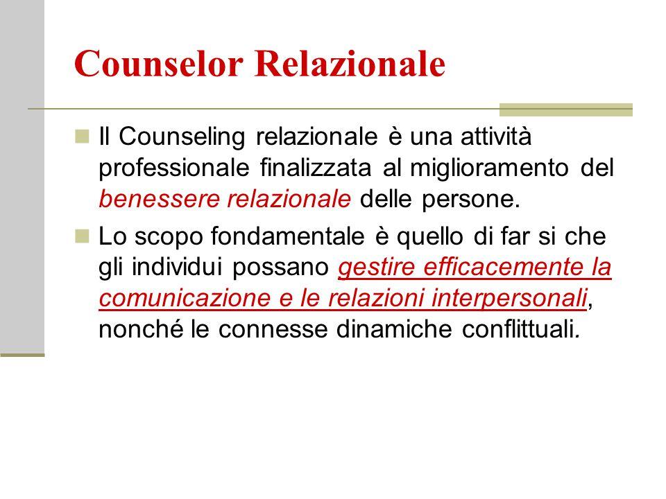 Counselor Relazionale