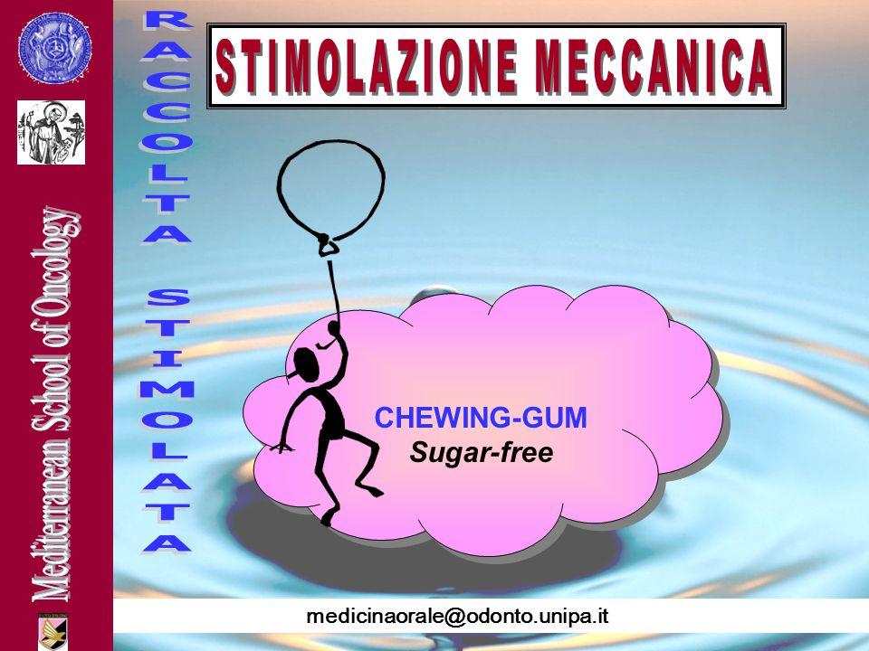 STIMOLAZIONE MECCANICA