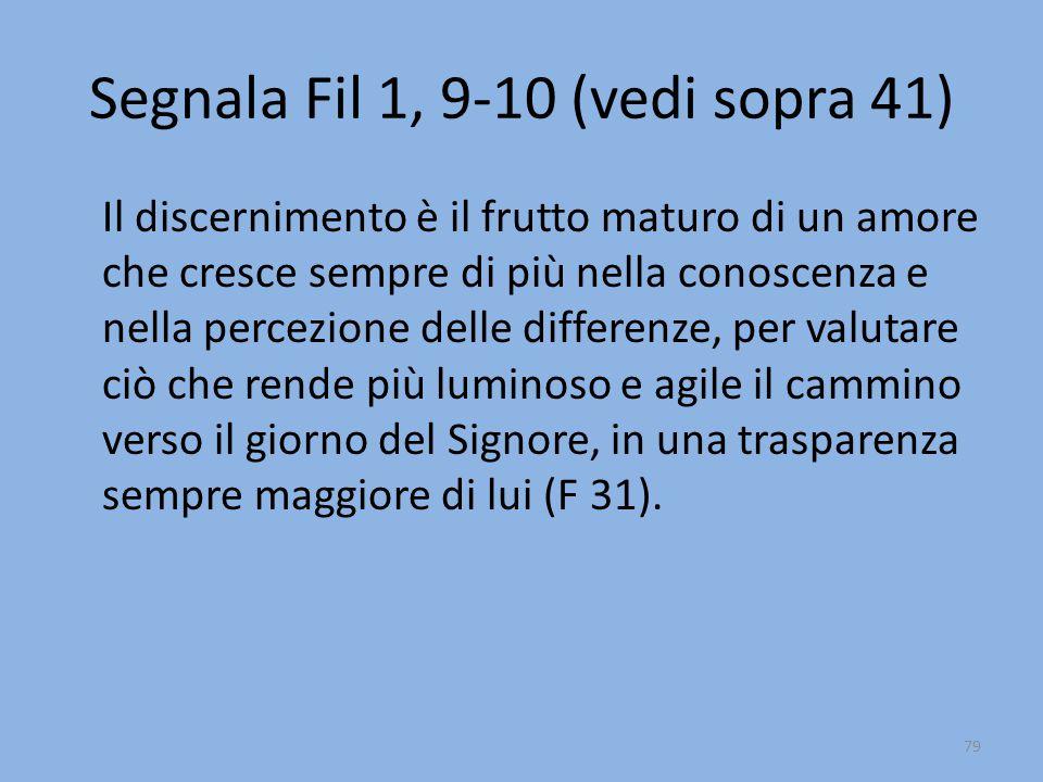 Segnala Fil 1, 9-10 (vedi sopra 41)