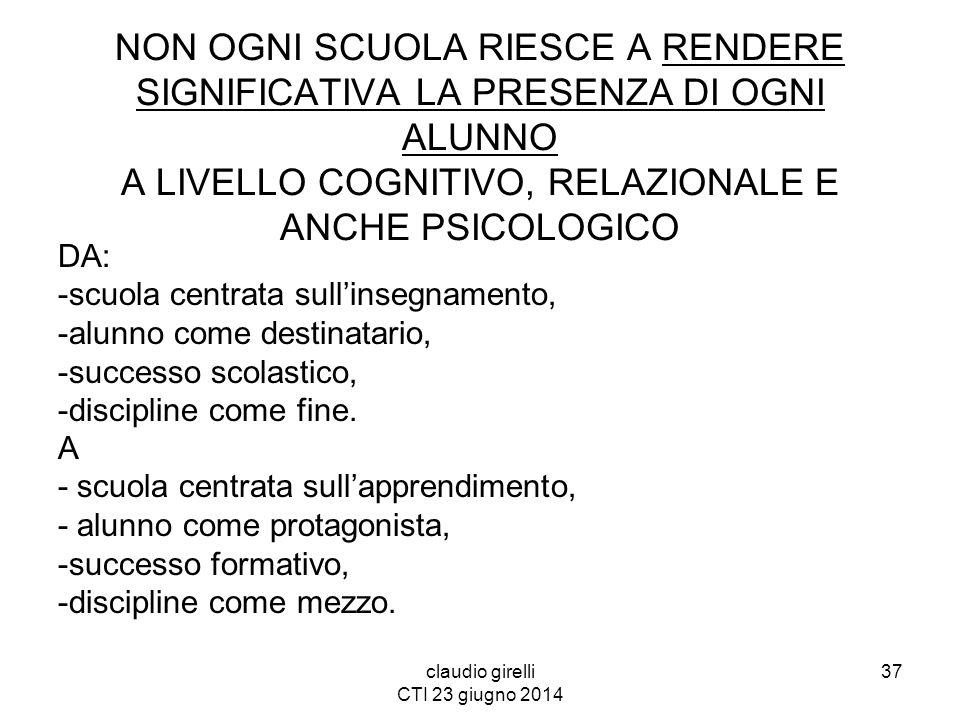 claudio girelli CTI 23 giugno 2014