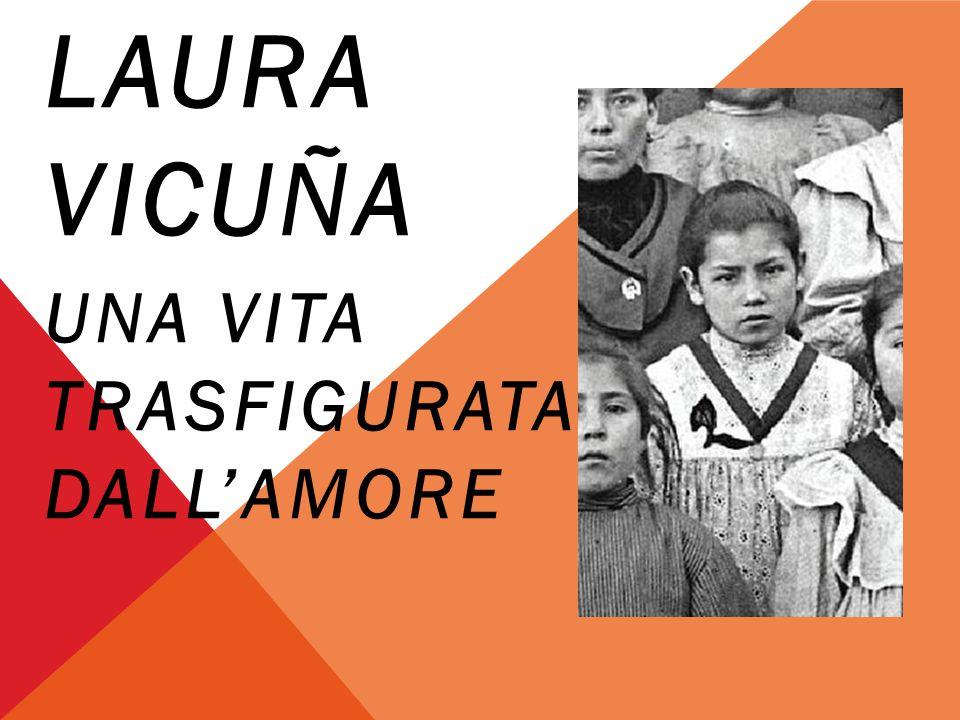 Laura Vicuña una vita trasfigurata dall'amore