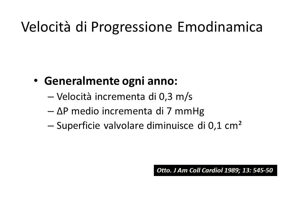 Velocità di Progressione Emodinamica