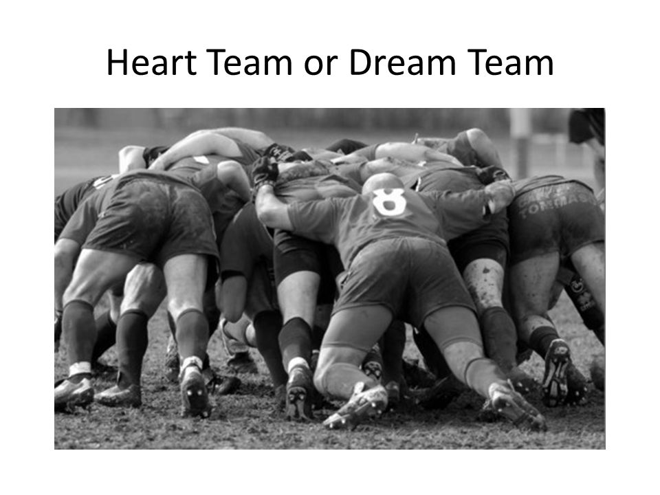 Heart Team or Dream Team