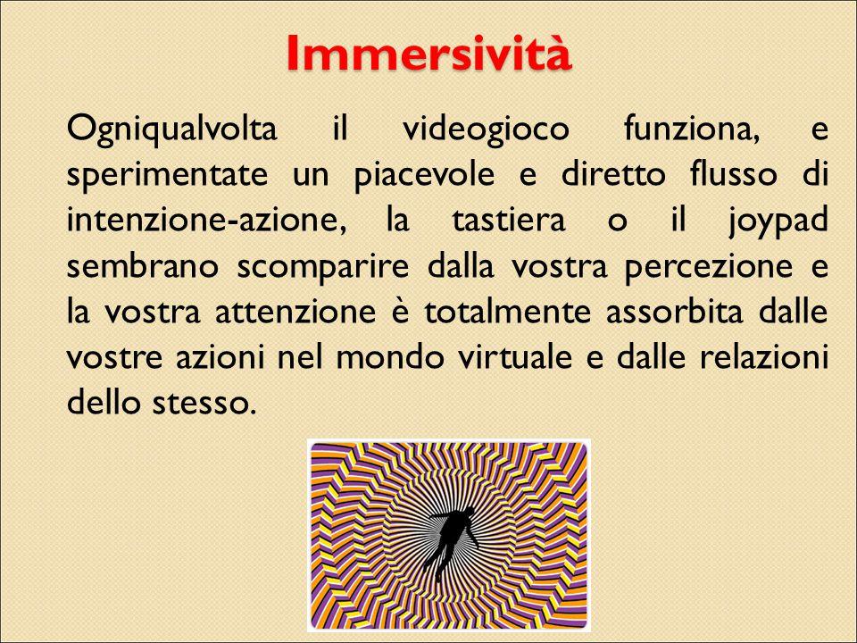 Immersività