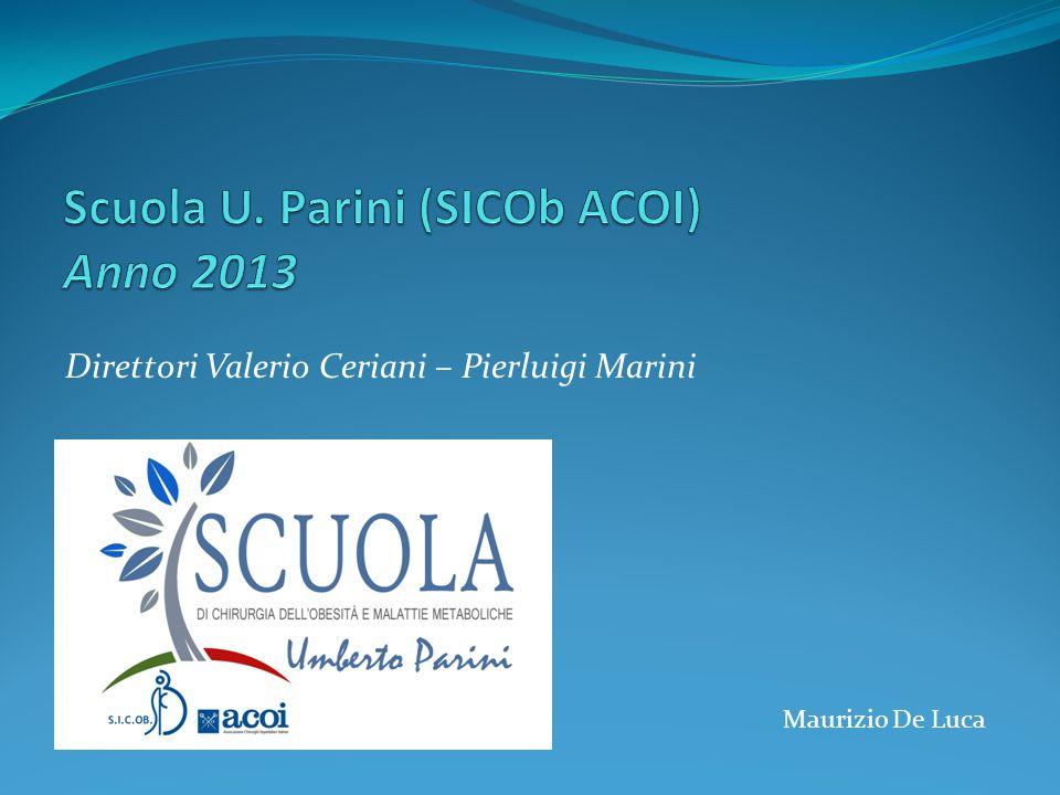 Scuola U. Parini (SICOb ACOI) Anno 2013