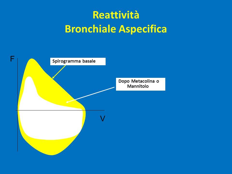 Reattività Bronchiale Aspecifica