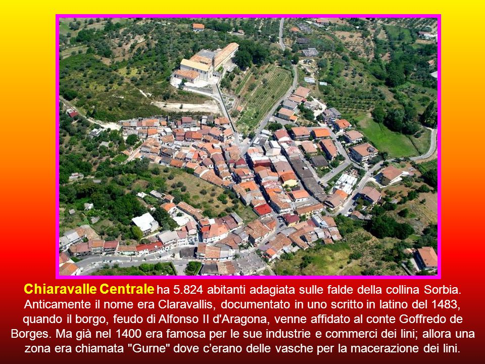 Chiaravalle Centrale ha 5