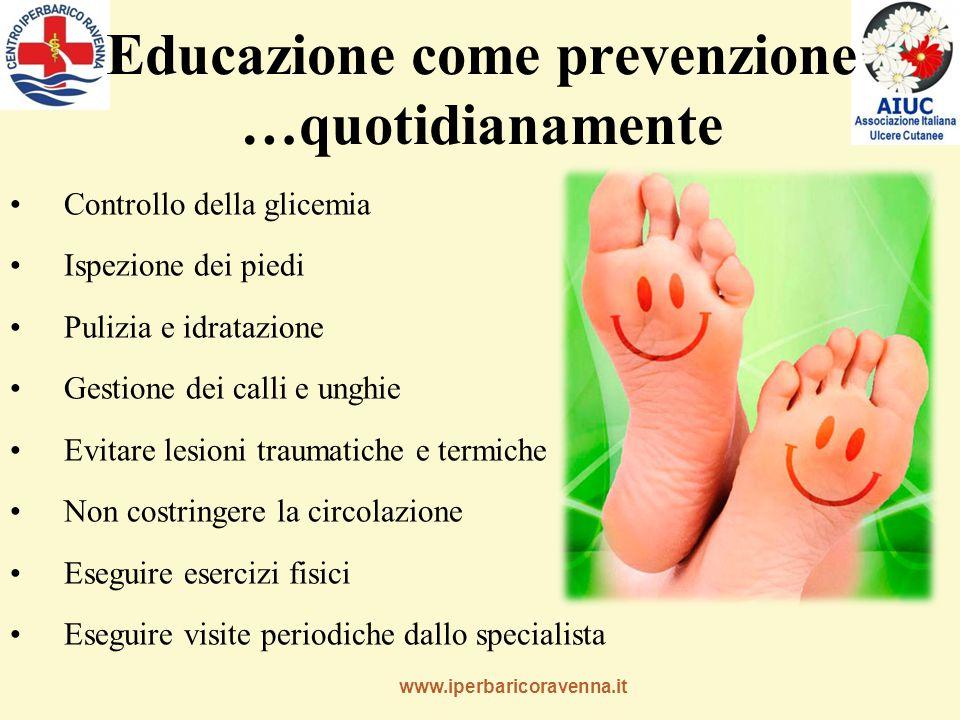 Educazione come prevenzione …quotidianamente