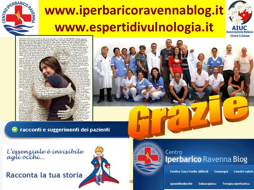 www.iperbaricoravennablog.it www.espertidivulnologia.it