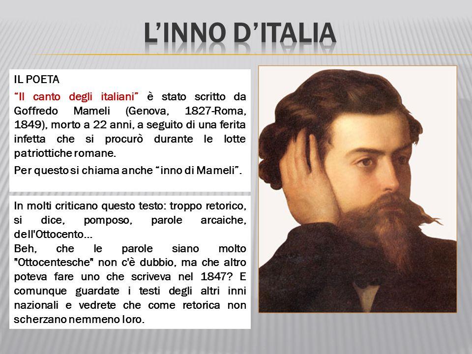 L'inno d'Italia