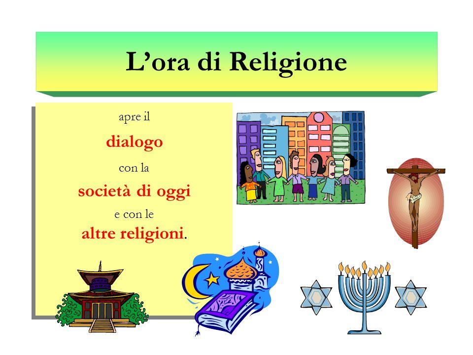 e con le altre religioni.