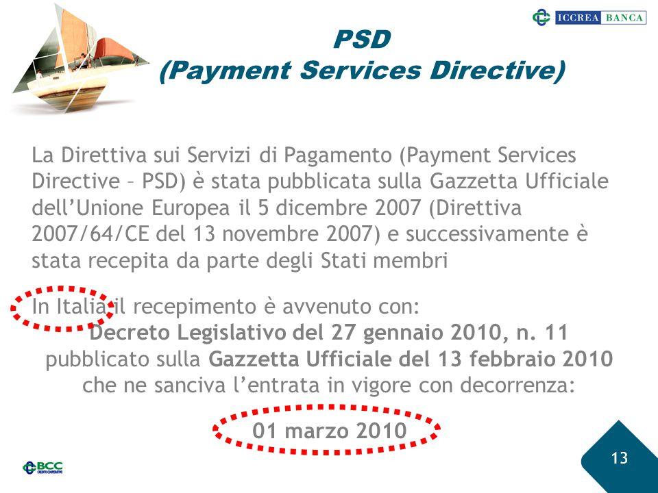 Decreto Legislativo del 27 gennaio 2010, n. 11