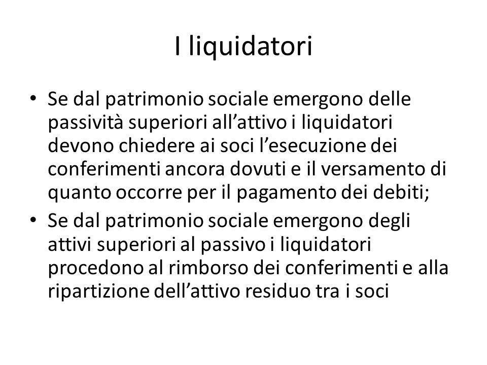 I liquidatori