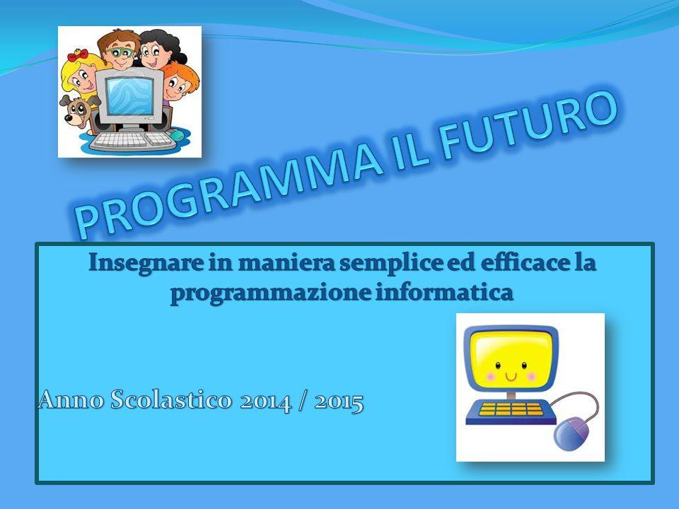 PROGRAMMA IL FUTURO Anno Scolastico 2014 / 2015