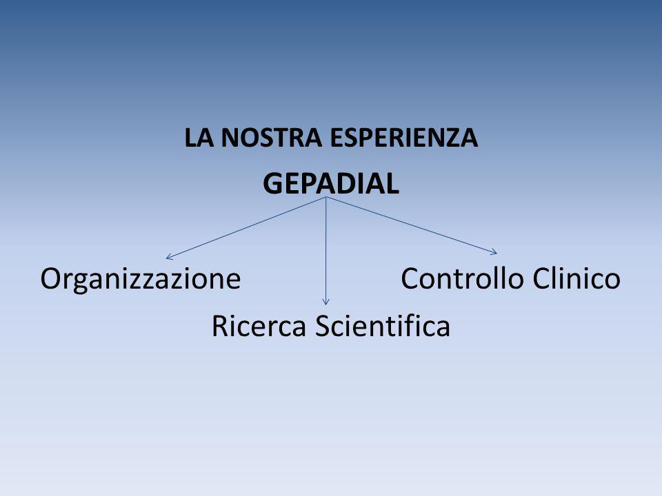 Organizzazione Controllo Clinico Ricerca Scientifica