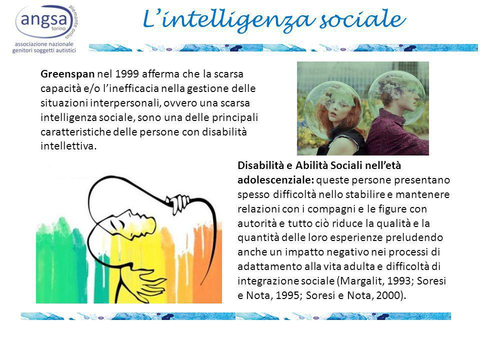 L'intelligenza sociale